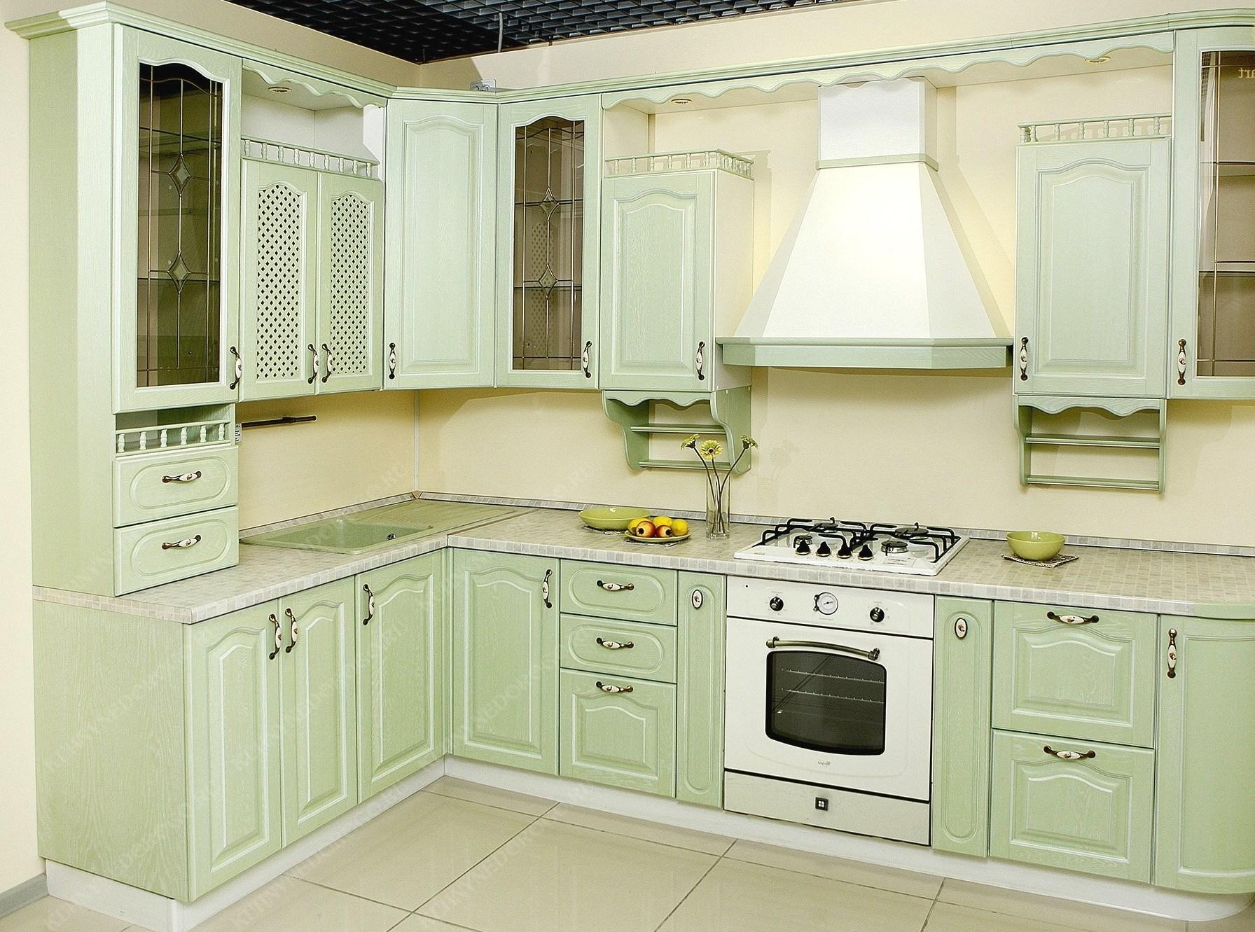 зависимости белая кухня с зеленой патиной картинки только самых умелых